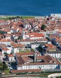 Viana gör Castelo Royaltyfri Fotografi