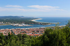 Viana hace Castelo imagen de archivo libre de regalías