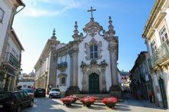 Viana hace Castelo, Portugal imágenes de archivo libres de regalías