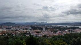 Viana robi Castelo Zdjęcia Stock
