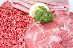 Viande Photo stock