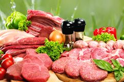 viande Photos stock