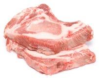 Viande crue Photos libres de droits