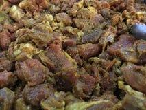 viande crue Photos stock
