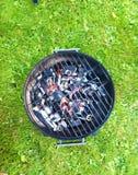 Viande de barbecue Image libre de droits