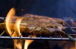 Viande de BBQ Image stock