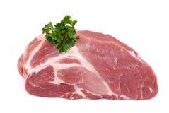 Viande de porc Photos libres de droits