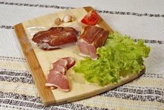 Viande et légumes 2 Photo stock