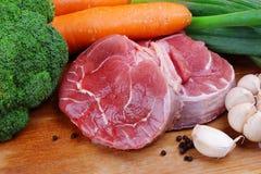 Viande fraîche Photo stock