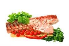 Viande fraîche images stock