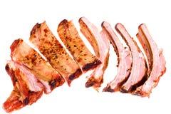 viande fumée Images libres de droits