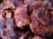 Viande grillée Photographie stock