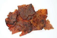 Viande grillée tout entier chinoise Photos stock