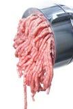 Viande hachée Images libres de droits