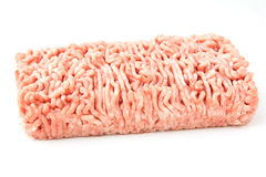 Viande hachée. Images libres de droits