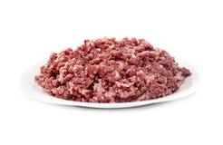 Viande hachée Images stock
