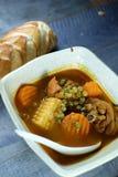 Viande Ragu de poulet photo stock