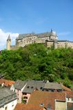 Vianden Castle Royalty Free Stock Photos