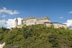 Vianden Castle Royalty Free Stock Photos