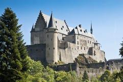 Vianden Castle Stock Images