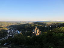 Vianden Castle Royalty Free Stock Photo