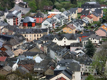 Vianden, the Grand Duchy of Luxembourg Royalty Free Stock Photo