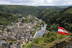 Vianden in Luxembourg Royalty Free Stock Image