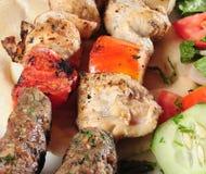 Chiche-kebab de Shish. photo libre de droits