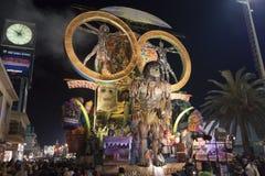 Viareggio Carnaval Stock Fotografie