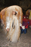 Viareggio Carnival Stock Photos