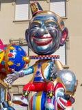 VIAREGGIO, ITALY - FEBRUARY 23:   allegorical float of Berluscon Stock Image