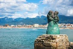 Free Viareggio Panorama, Tuscany, Italy. Stock Images - 46462634