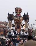 Viareggio's Carnival Stock Photography