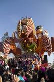 Viareggio's Carnival Stock Photo