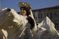 Viareggio's Carnival Royalty Free Stock Image