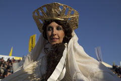 Viareggio's Carnival Royalty Free Stock Photo