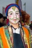 Viareggio's Carnival 2016 Stock Images