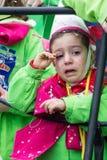 Viareggios Karneval 2016 Stockfoto