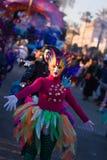 Viareggios karneval, upplaga 2019 arkivfoton