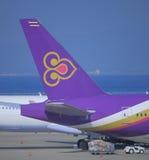 Vias aéreas tailandesas Fotografia de Stock