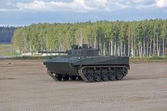 Viatura de combate anfíbia da infantaria BMD-4 Fotografia de Stock