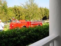 Viatura de incêndio, Florida Foto de Stock Royalty Free