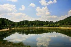 Viaw van Nationaal Park Royalty-vrije Stock Afbeelding
