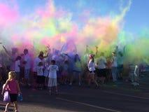 Vibe 2014 de couleur Photos libres de droits