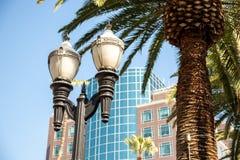 Vibes van Anaheim Van de binnenstad royalty-vrije stock foto's