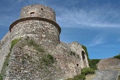 Vibo Valentia,卡拉布里亚,意大利。 免版税库存照片