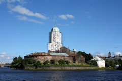 Viborg Olaf fortress Royalty Free Stock Images