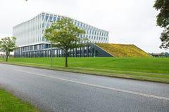 Viborg stadshus, yttersida Royaltyfri Bild