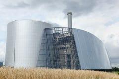 Viborg termiczna elektrownia Zdjęcie Royalty Free
