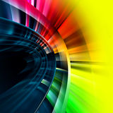 Vibrant abstract background stock photos